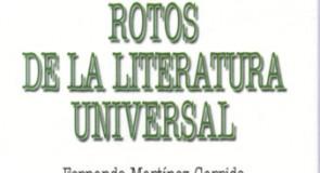 PERSONAJES ROTOS DE LA LITERATURA UNIVERSAL